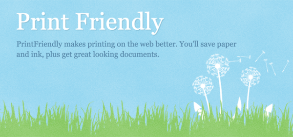 Print Friendly & PDF Chrome Extension