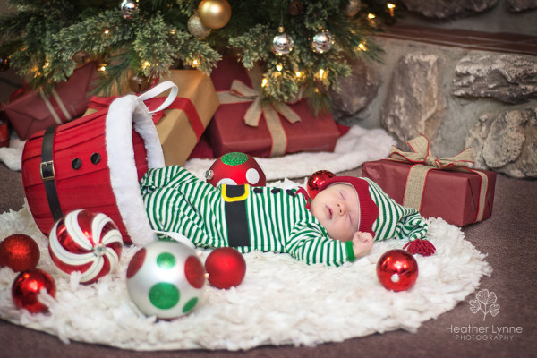 Christmas Sleeping Elf