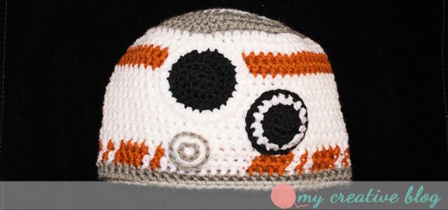 Crochet BB8 Beanie