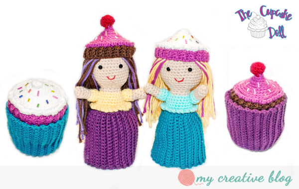 Cupcake Doll Crochet Pattern My Creative Blog