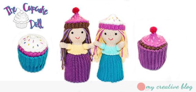 Cupcake Doll Crochet Pattern