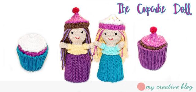Cupcake Doll - Crochet Pattern