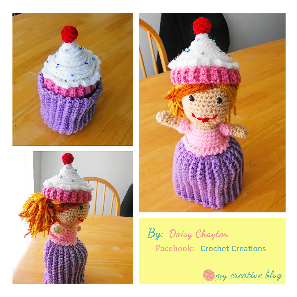 Cupcake doll crochet pattern my creative blog daisy chaytor cupcake doll bankloansurffo Image collections