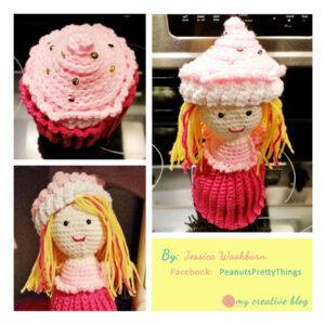 Jessica Washburn Cupcake Doll