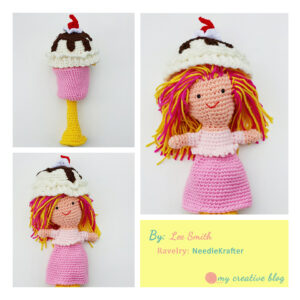 Lee Smith - Ice Cream Sundae Doll