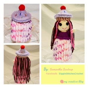 Samantha Suntrup Cupcake Doll