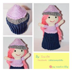 Tara Ott Cupcake Doll