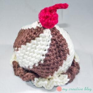 Honeycomb Icecream Cone - Ice Cream Scoop