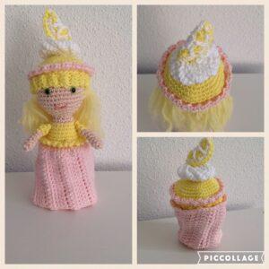 Natalie van Dalen - Lemon Tart Doll