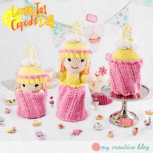 Lemon Tart Doll Crochet Pattern