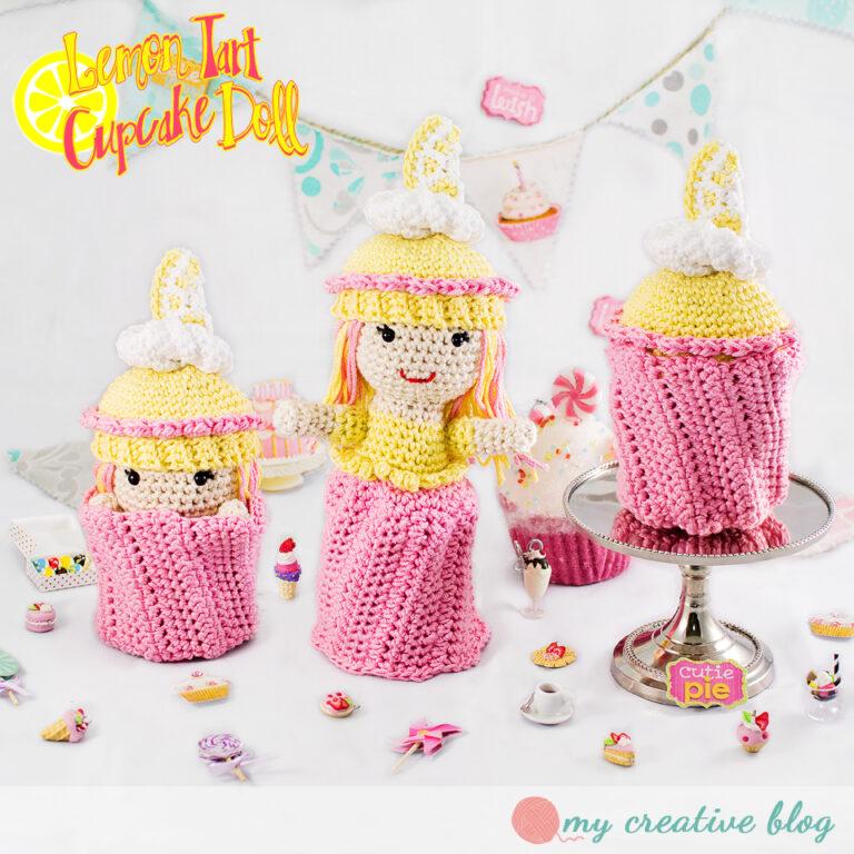 Summary Cupcake Doll Crochet Pattern My Creative Blog