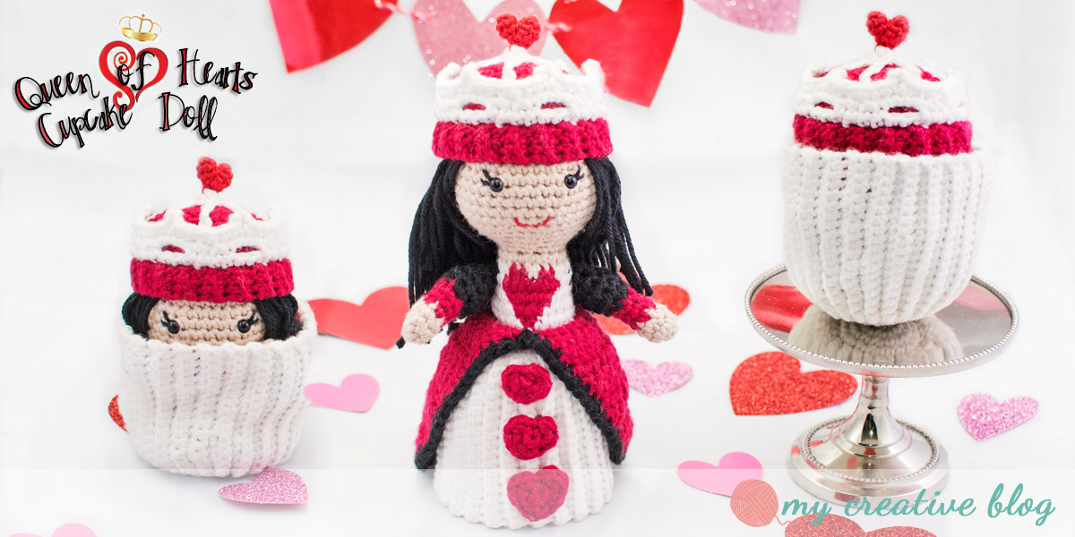 Queen of hearts cupcake doll crochet pattern my creative blog queen of hearts cupcake doll crochet pattern dt1010fo