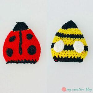 Anne Herzeg - Ladybug & Bumblebee Flippy