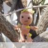 Toddler Groot - Crochet Pattern