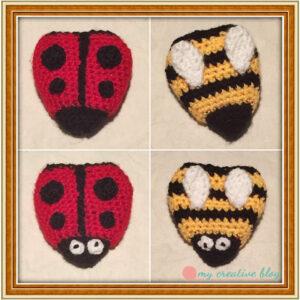 Julia Müller - Ladybug & Bumblebee Flippy