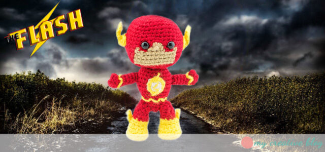 The Flash - Free Crochet Pattern
