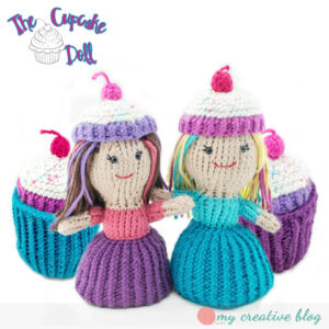 Cupcake Doll Knit Pattern on Ravelry