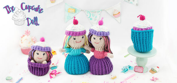 Cupcake Doll Knit Pattern My Creative Blog