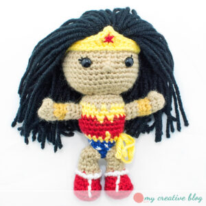 Wonder Woman Full Body