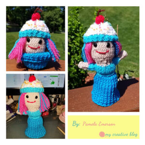 Pamela Emerson - Cupcake Doll Knit Pattern