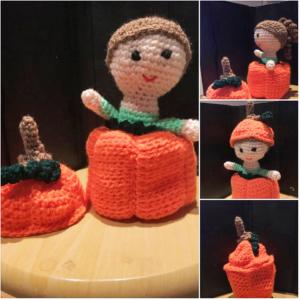 Misha Patel - Pumpkin Spice Doll