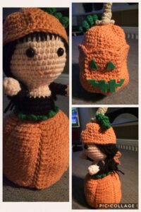 Natalie van Dalen - Pumpkin Spice Doll