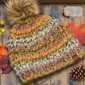 Tumbleweed Hat - Knit Pattern