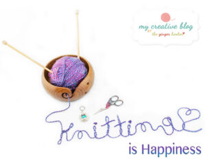 Knitting Is Happiness