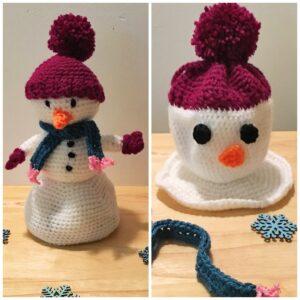 Misha Patel - Melting Snowman