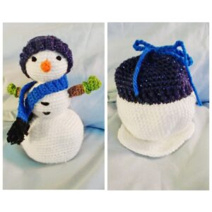 Dina Olson - Melting Snowman