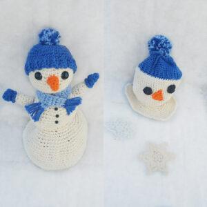 Lee Neudahl Smith - Melting Snowman